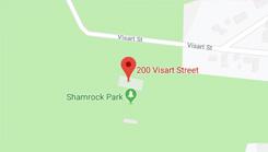 Shamrock Field Map